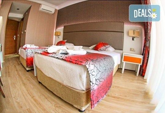 Почивка в Мармарис - перлата на Егейска Турция! 5 нощувки, All Inclusive в Mehtap Beach 4*, транспорт и водач от Молина Травел! - Снимка 5
