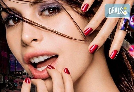 Бъдете зашеметяващи с класически маникюр с лак на OPI или SNB в салон за красота Виктория! - Снимка 2