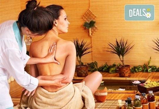 Релаксирайте с 60-минутен лечебен дълбокотъканен масаж на цяло тяло от център Innovative! - Снимка 1