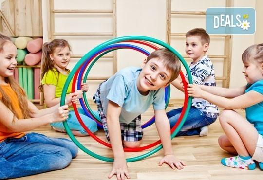 Радост за Вашето дете! Полудневна градина/ ясла в новата база на ЧДГ Славейче в центъра на София - Снимка 1