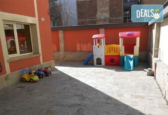 Радост за Вас и Вашето дете! Целодневна градина в най-новата база на ЧДГ Славейче в центъра на София - Снимка 2