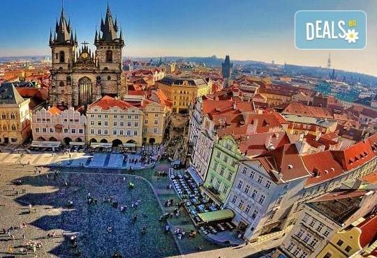Майски празници в сърцето на Европа! 3 нощувки със закуски, транспорт и посещение на Прага, Братислава, Виена и Будапеща! - Снимка 3