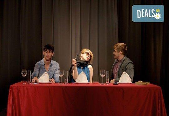 """Гледайте Иво Аръков в постановката """"Любовта на Анатол"""" на 15.02. или 29.02. от 19ч. в ТР Сфумато - билет за един! - Снимка 3"""