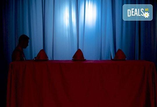"""Гледайте Иво Аръков в постановката """"Любовта на Анатол"""" на 15.02. или 29.02. от 19ч. в ТР Сфумато - билет за един! - Снимка 4"""