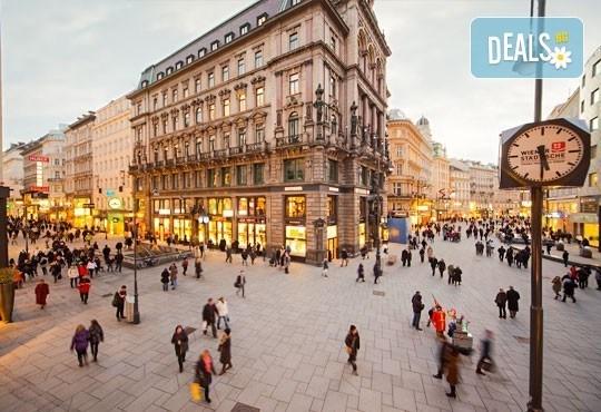 Посетете красивите Виена и Будапеща през май! 2 нощувки със закуски, транспорт и водач от BG Holiday Club! - Снимка 3