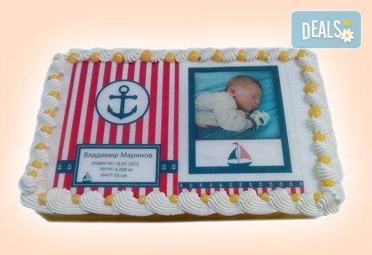 Зарадвайте детето с торта със снимка на любим герой от Сладкарница Орхидея! - Снимка 9