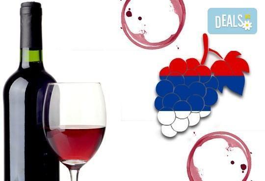 По пътя на виното на Трифон Зарезан с еднодневна екскурзия до Димитровград, Ниш и Княжевац от агенция По света и у нас! - Снимка 1