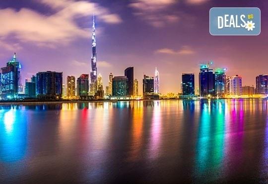Ранни записвания май 2016! Почивка в Дубай: хотел 4*, 7 нощувки със закуски с включени самолетен билет и летищни такси! - Снимка 1