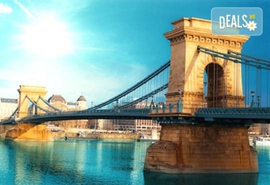 Планирайте за 3-ти март екскурзия до Будапеща, Унгария! 2 нощувки със закуски в хотел 4 *, тарнспорт и екскурзовод! - Снимка 1