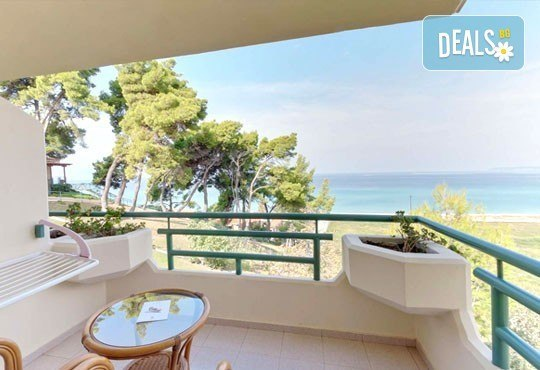 Пет звездна почивка за Великден в Possidi Holidays Resort & SPA 5*, Касандра, Гърция - 3 нощувки със закуски и вечери! - Снимка 6