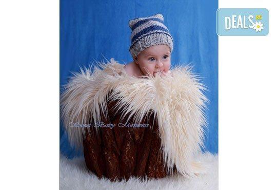 2 часа студийна фотосесия за новородени, бебета и деца до 9 г., 15 обработени кадъра от ProPhoto Studio! - Снимка 7