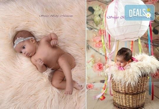 2 часа студийна фотосесия за новородени, бебета и деца до 9 г., 15 обработени кадъра от ProPhoto Studio! - Снимка 12