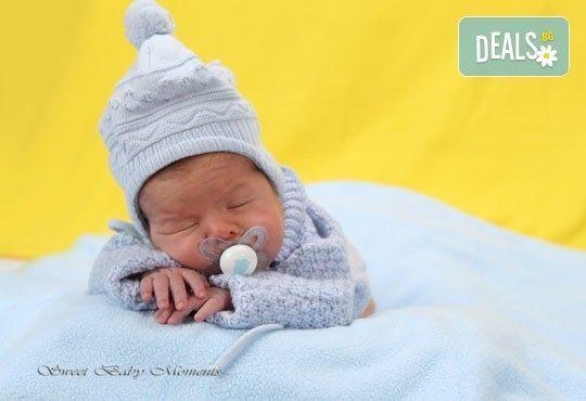2 часа студийна фотосесия за новородени, бебета и деца до 9 г., 15 обработени кадъра от ProPhoto Studio! - Снимка 5