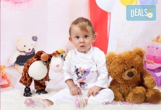 2 часа студийна фотосесия за новородени, бебета и деца до 9 г., 15 обработени кадъра от ProPhoto Studio! - Снимка 6