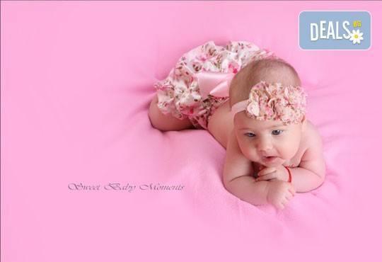 2 часа студийна фотосесия за новородени, бебета и деца до 9 г., 15 обработени кадъра от ProPhoto Studio! - Снимка 4
