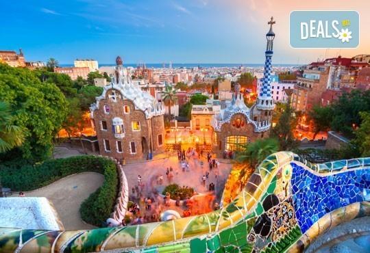 Екскурзия през март до слънчевата Барселона, Испания! 3 нощувки със закуски, самолетен билет и летищни такси! - Снимка 1