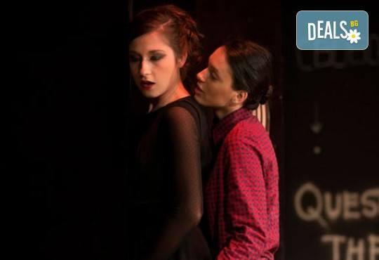 Романтика и съвременност! Дванайсета нощ от Уилям Шекспир, музика: Графа, 9-ти февруари в МГТ Зад канала - Снимка 5