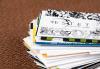 1 000 пълноцветни визитки с или без индивидуално гравирани кожен визитник или 10 бр. химикали, рекламна агенция ГДМ АРТ - thumb 3