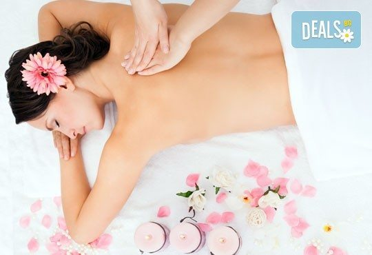 60-минутен Zensei масаж на цяло тяло по избор – класически, релаксиращ или спортно-възстановителен от Дерматокозметични центрове Енигма! - Снимка 2