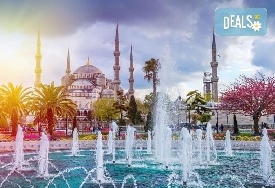 Един път не е достатъчен! Екскурзия до космополитния Истанбул! 3 дни, 2 нощувки със закуски, хотел 3* и транспорт от Пловдив с Дрийм Тур! - Снимка 2