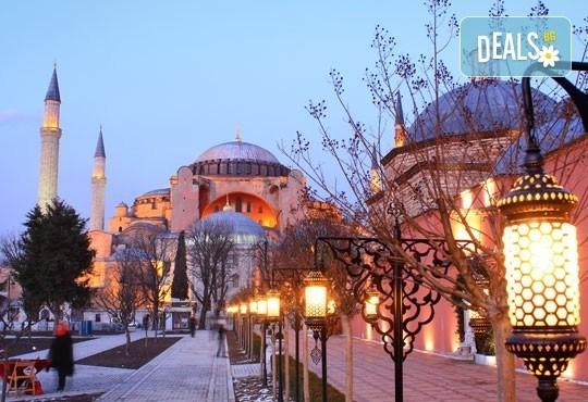 Един път не е достатъчен! Екскурзия до космополитния Истанбул! 3 дни, 2 нощувки със закуски, хотел 3* и транспорт от Пловдив с Дрийм Тур! - Снимка 1