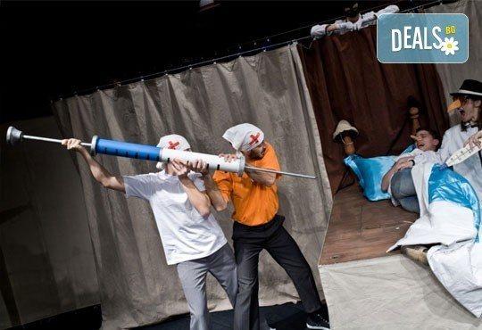 Гледайте с децата! Пинокио в Младежки театър на 06.02, събота, от 11ч, билет за двама - Снимка 11