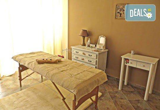 Антиейдж терапия за лице, шия и деколте със 100% натурално кокосово масло и естествени кристали в Wellness Place BEL! - Снимка 5