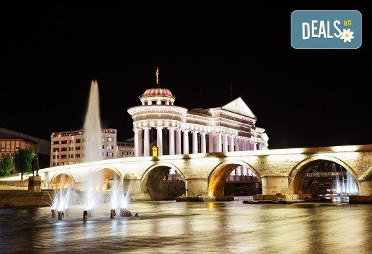 Екскурзия до Солун и Скопие с възможност за посещение на Метеора: 2 нощувки, закуски, транспорт от Пловдив и София - Снимка 4
