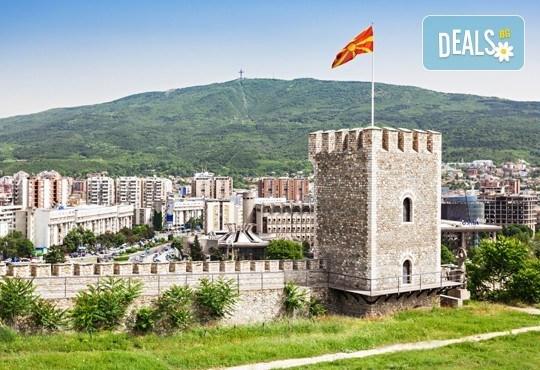 Екскурзия до Солун и Скопие с възможност за посещение на Метеора: 2 нощувки, закуски, транспорт от Пловдив и София - Снимка 3