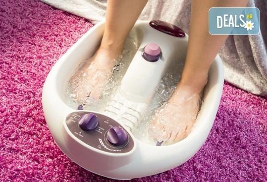 Очистете тялото си от токсините с 30-минутна йонна детоксикация с детоксикатор А01 в център Green Health срещу НДК! - Снимка 1