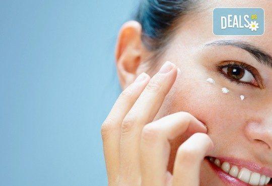 Видимо по-сияйна кожа с 30-минутен масаж на лице! Бонус 10-минутен инфраред на лице в студио за красота Victoria Sonten! - Снимка 2