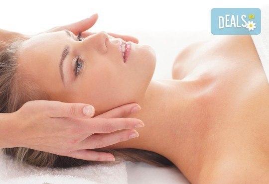 Дълбоко почистване на лице в 10 стъпки, точков масаж Zensei, лимфен дренаж и маска от Дерматокозметични центрове Енигма - Снимка 1