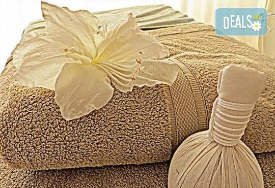 Здраве от природата! 70-минутен аюрведа масаж на цяло тяло с топли арома-масла в Wellness Place BEL! - Снимка 7
