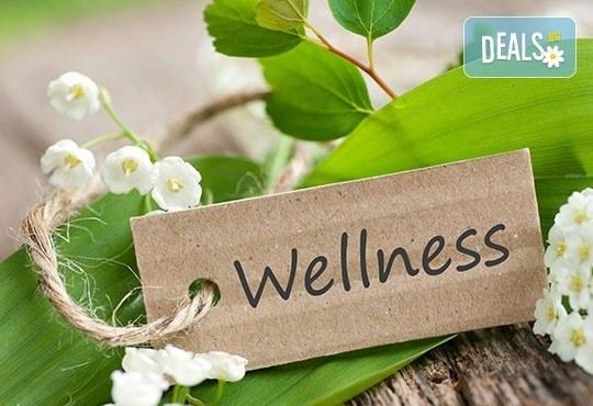 Балансирайте тялото си и забравете стреса! 60-минутен релаксиращ арома масаж с лавандула в Wellness Place BEL! - Снимка 4