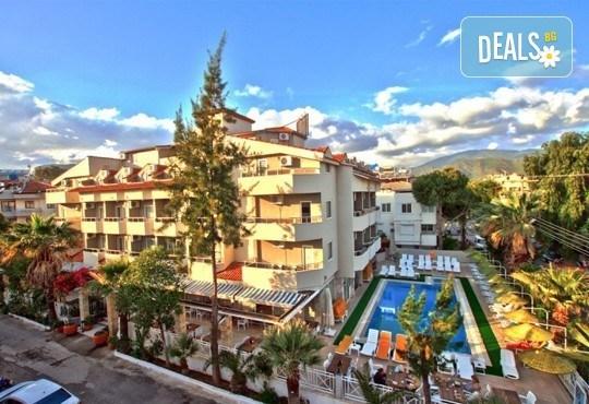 Почивка през май в Myra Hotel 3*, Мармарис, Турция! 7нощувки на база All Inclusive, безплатно за дете до 7г.! - Снимка 3