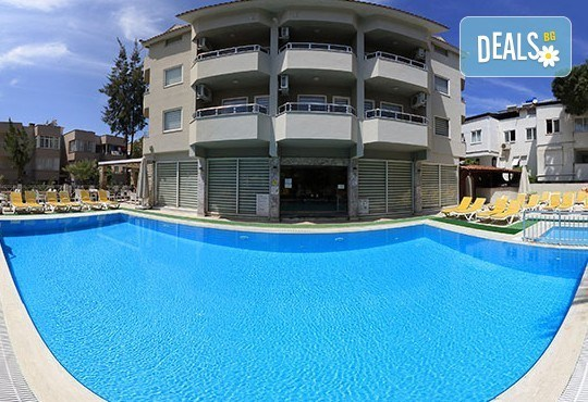 Почивка през май в Myra Hotel 3*, Мармарис, Турция! 7нощувки на база All Inclusive, безплатно за дете до 7г.! - Снимка 1