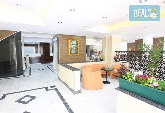 Почивка през май в Myra Hotel 3*, Мармарис, Турция! 7нощувки на база All Inclusive, безплатно за дете до 7г.! - Снимка 5