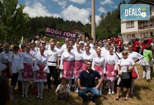Български хора, ръченици! ЧЕТИРИ урока във Фолклорен клуб BODY FOLK в школата в жк Надежда - Снимка 4