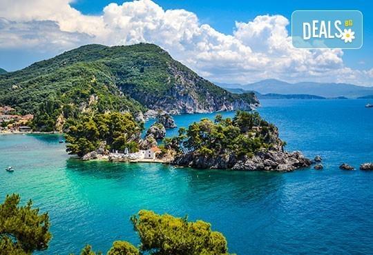 Слънчева морска почивка в Preveza Beach Hotel 3*+, Превеза, Гърция! 5 нощувки със закуски и вечери, транспорт и екскурзовод! - Снимка 1