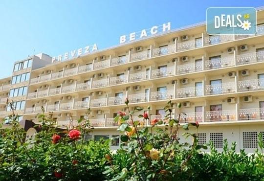 Слънчева морска почивка в Preveza Beach Hotel 3*+, Превеза, Гърция! 5 нощувки със закуски и вечери, транспорт и екскурзовод! - Снимка 2