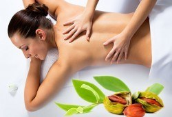 Тонизирайте организма си с масаж на цяло тяло с масло от жожоба и масаж на лице в център Beauty and Relax! - Снимка