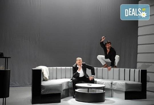 Гледайте Асен Блатечки в ''Пуканки'', на 19.02, от 19 ч, Театър Открита сцена ''Сълза и смях'' - Снимка 2