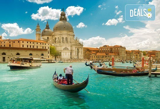 Екскурзия през май до Венеция, Падуа, Болоня и Флоренция: 4 дни, 3 нощувки със закуски, транспорт и екскурзовод с Еко Тур! - Снимка 1