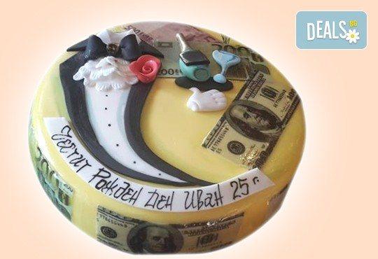 Фирмена торта ИЛИ Бутикова АРТ торта - според поръчания дизайн от Сладкарница Джорджо Джани - Снимка 35