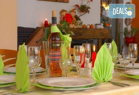 Зимна почивка в Пирина Клуб Хотел 3*, Банско! 2 или 3 нощувки със закуски, ползване на сауна и джакузи, безплатно за дете до 5 г. - Снимка 6