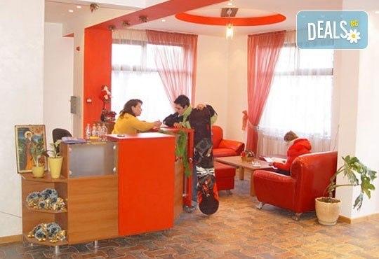 Зимна почивка в Пирина Клуб Хотел 3*, Банско! 2 или 3 нощувки със закуски, ползване на сауна и джакузи, безплатно за дете до 5 г. - Снимка 8