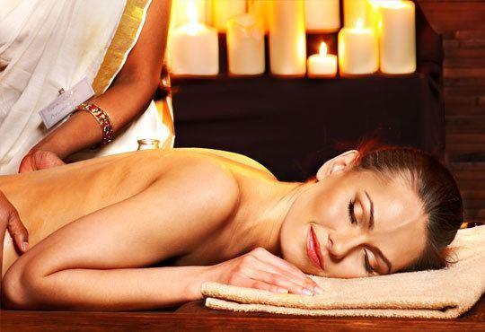 Усетете магията на Изтока! 75-минутен тибетски енергиен масаж на цялото тяло само в студио за красота Giro! - Снимка 2