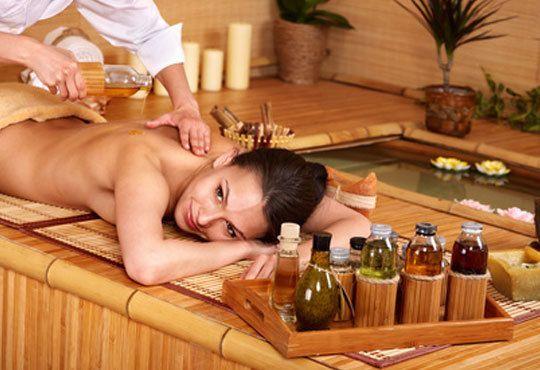 Усетете магията на Изтока! 75-минутен тибетски енергиен масаж на цялото тяло само в студио за красота Giro! - Снимка 4