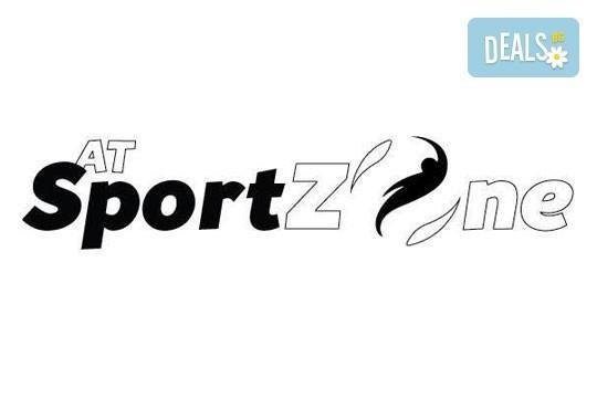 Влезте във форма с 8, 12, 16 или 24 сутрешни тренировки по пилатес или фит бол за един или двама души в зала At Sport Zone! - Снимка 3
