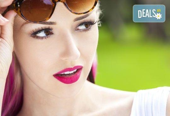 Бъдете безупречни във важните моменти! Възползвайте се от професионален грим от студио за красота Белисима! - Снимка 1